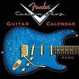 Fender Custom Shop Guitar 2005 Calendar