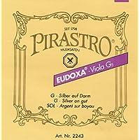 1/ª Medium Viola 4//4 Pirastro Aluminio Obligato 321121 CUERDA VIOLA
