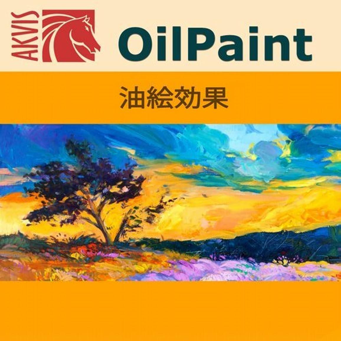 プロット余暇ささやきAKIVS OilPaint Home プラグイン版 [ダウンロード]