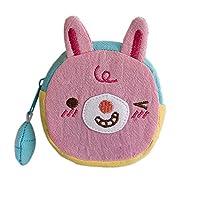 「面白い兎」手首の財布(6.8*8.6cm)