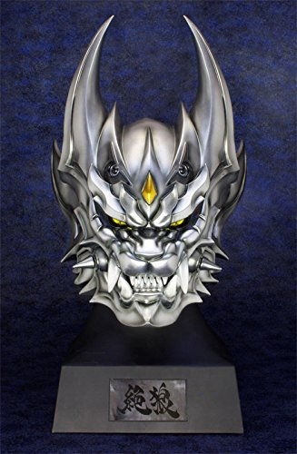 牙狼〈GARO〉プロップシリーズ 1/1 銀牙騎士ゼロ ヘッドモデル