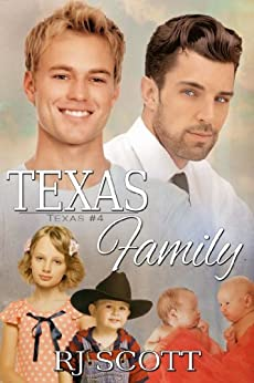 Texas Family (Texas Series Book 4) by [Scott, RJ]
