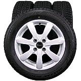 15インチ 4本セット スタッドレスタイヤ&ホイール BRIDGESTONE (ブリヂストン) BLIZZAK (ブリザック) REVO2 185/65R15 KYOHO (共豊) ZWEI (ツヴァイ) 7S 15×6J(+38)PCD100-4穴