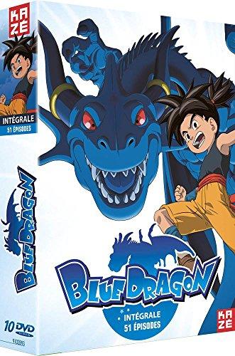 ブルードラゴン 第1期 コンプリート DVD-BOX (全51話, 1326分) BLUE DRAGON 坂口博信 鳥山明 アニメ [DVD] [Import] [PAL, 再生環境をご確認ください]
