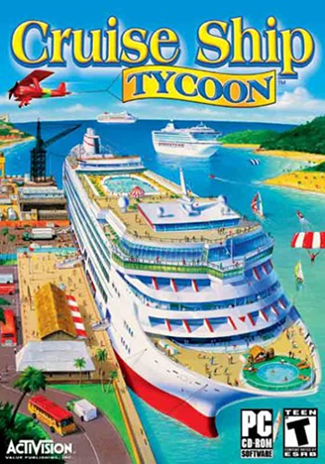 炎上毎月属するCruise Ship Tycoon (輸入版)