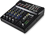 ALTO ZMX862 Professional 6-Channel Compact Mixer