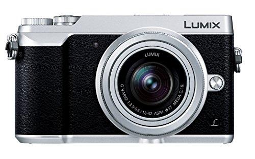 Panasonic ミラーレス一眼カメラ ルミックス GX7MK2 標準ズームレンズキット シルバー DMC-GX7MK2KS
