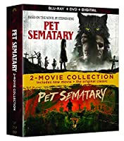 Pet Sematary 2019/1989 [Blu-ray]