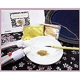 意外に簡単 金継ぎ (きんつぎ)セット 本格派【純金粉1g・代用金粉・パール粉入り】Kintsugi Repair Kit