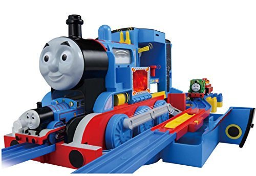 プラレール トーマス あそべるエンジン  ビッグトーマス