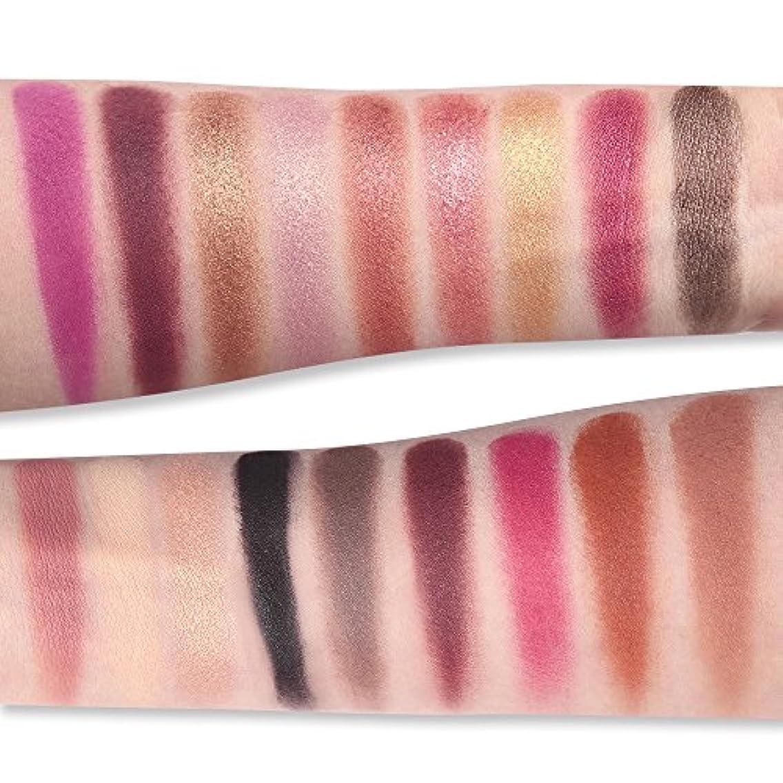合併症フォアマンヒープ18色パールグリッターアイシャドウパウダーパレットマットアイシャドウ化粧品メイク