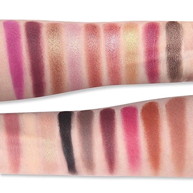 18色パールグリッターアイシャドウパウダーパレットマットアイシャドウ化粧品メイク