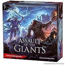 Dungeons & Dragons Board game Assault of the Giants ダンジョンズ アンド ドラゴンズ アサルトオブザジャイアンツ [並行輸入品]