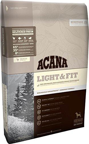 アカナ ライト&フィット 11.4kg (正規輸入品)