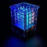 keyestidio 4* 4* 4RGB LED Cube 套装 Arduino 兼容性 tmega328DIY 套装