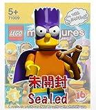 未開封SM2-5 |100%NEW LEGO 71009 レゴ(R) ミニフィギュア ザ・シンプソンズ 第2弾 『バートマン(ヒーローの格好をしたバート)』 (71009 LEGO Minifigures The Simpsons Series2