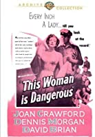 This Woman Is Dangerous [DVD] [Import]