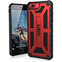 URBAN ARMOR GEAR 5.5インチ対応(iPhone8Plus/7Plus/6sPlus) Monarch Case クリムゾン UAG-IPH7PLS-P-CR【日本正規代理店品】
