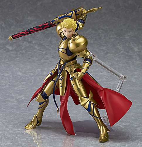 figma Fate/Grand Orderアーチャー/ギルガメッシュ ノンスケール ABS&PVC製 塗装済み可動フィギュア