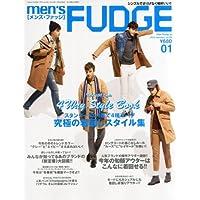 men's FUDGE (メンズファッジ) 2014年 01月号 [雑誌]