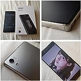 SIMフリー Sony Xperia Z5 Premium E6853 Chrome LTE 32GB [並行輸入品]