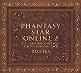 ファンタシースターオンライン2 オリジナルサウンドトラック Vol.7&8 豪華セット(CD6枚組)