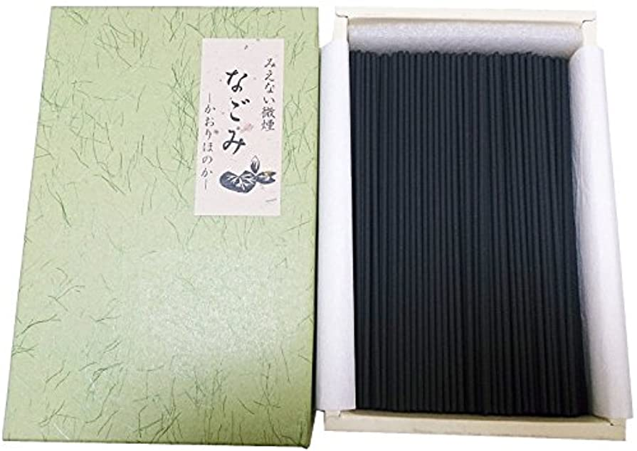 学士ハーフで出来ている淡路梅薫堂のお線香 無香 無臭 無香料 無煙 なごみ 135g×11箱 #108