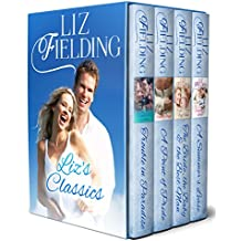 Liz's Classics: Box Set containing - Trouble in Paradise; A Point of Pride; The Bride, the Baby & the Best Man; A Summer's Lease