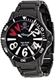 [エンジェルクローバー]Angel Clover 腕時計 Roenコラボレーション ブラック文字盤 300M防水 デイト表示 SC42ROBK メンズ