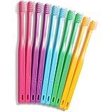 つまようじ法歯ブラシ V-7 コンパクトヘッド 10本入