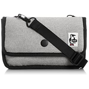 [チャムス] ポーチ Mini Pouch Sweat CH60-0727-0100-00 0118 H/Gray