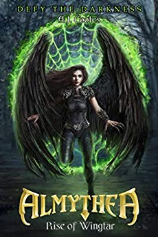 Almythea Rise of Wingtar by [Cootes, Aaron]