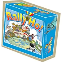 Reveal Entertainment Rally Ho, The RV Board Game [並行輸入品]