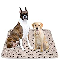 T&H Direct おしっこパッド ペットマット 防水 トイレ 下敷き おねしょ対策に 速乾 滑り止め 介護 犬用 丸ごと洗える 繰り返し利用可能 80*90cm