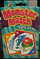 Monster Match Card Game