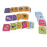 SONONIA 動物園 動物教育 ゲームカード  AR 4D フラッシュカード ファンシー 贈り物