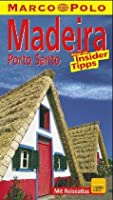 Madeira. Marco Polo Reisefuehrer. Mit Insider- Tips