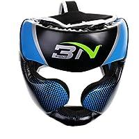 Baosity ボクシング 総合格闘技 格闘技など用 頭部保護 ヘッドギア ヘルメット 調整可能 快適 安全保証 全3色