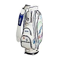 本間ゴルフ キャディーバッグ HONMA CB-1728 メンズ ホワイト