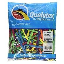 Qualatex 260Q Biodegradable Latex Balloons 100-Units per pack (1-Pack)