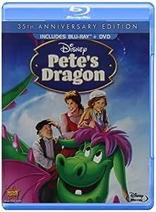 Pete's Dragon [Blu-ray] [Import]