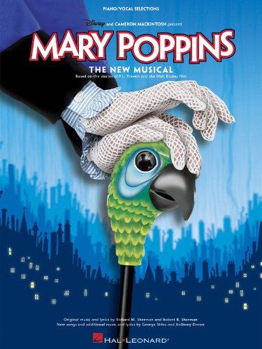 ミュージカル「メリー ポピンズ」/ハル・レナード社/ミュージカル ヴォーカル・セレクション
