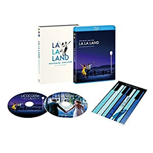 ラ・ラ・ランド コレクターズ・エディション(2枚組) [Blu-ray]