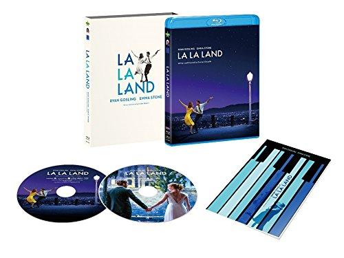 ラ・ラ・ランド Blu-rayコレクターズ・エディション[Blu-ray/ブルーレイ]