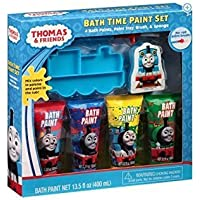 Thomas & Friends Bath Time Paint Set, 7 pc [並行輸入品]