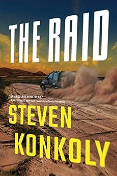 The Raid (Ryan Decker Book 2) by [Konkoly, Steven]
