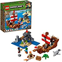 レゴ(LEGO) マインクラフト 海賊船の冒険 21152