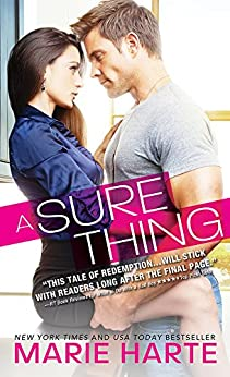 A Sure Thing (The Donnigans Book 1) by [Harte, Marie]