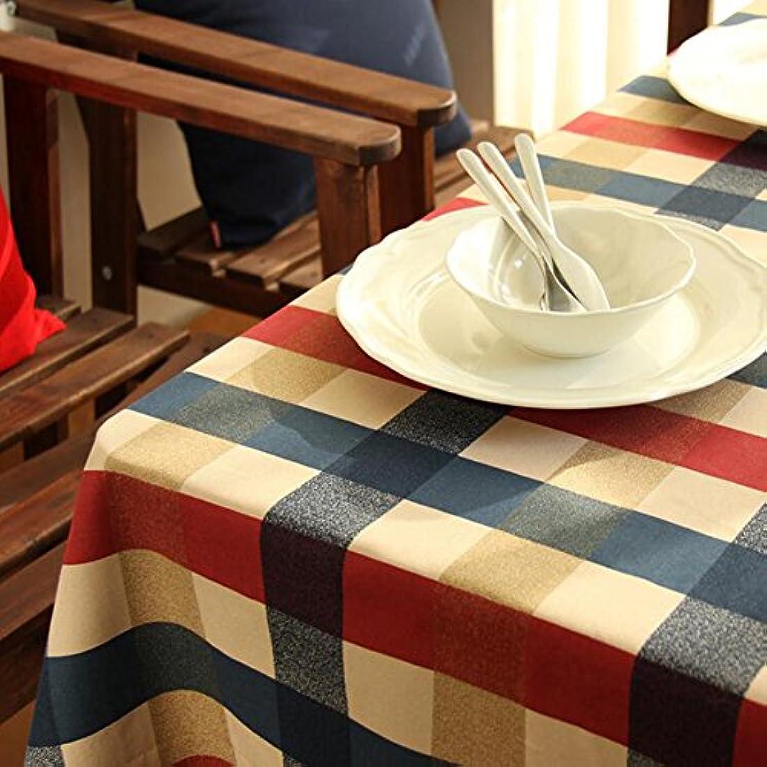 ペルソナステンレスナビゲーションテーブルランナー プレースマット テーブルクロス 格子縞 モダン 北欧 デスクマット マット マルチクロス マルチカバー テーブルクロス ソファカバー ソファー70x70cm