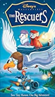 The Rescuers (Disney's Masterpiece) [VHS] [並行輸入品]